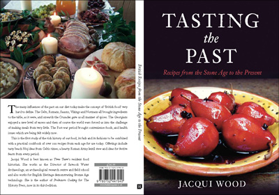 Front cover of Jacqui Woods new book